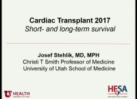 Cardiac Transplantation in 2017: Where Do We Stand