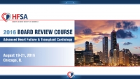 Pathophysiology I: Cellular and Energetic Considerations & Pathophysiology II: Hemodynamic, Structural, and Neurohormonal Considerations
